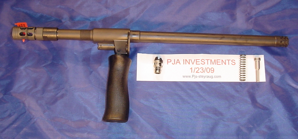Steyr AUG Parts